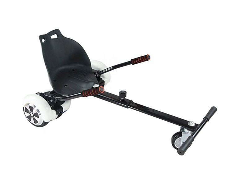 asiento con amortiguador para hoverboard