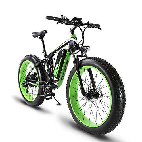 bibicleta de ruedas grandes