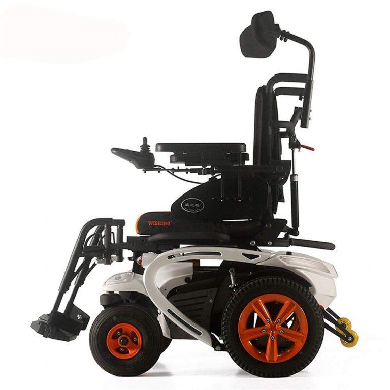 silla electrica de ruedas