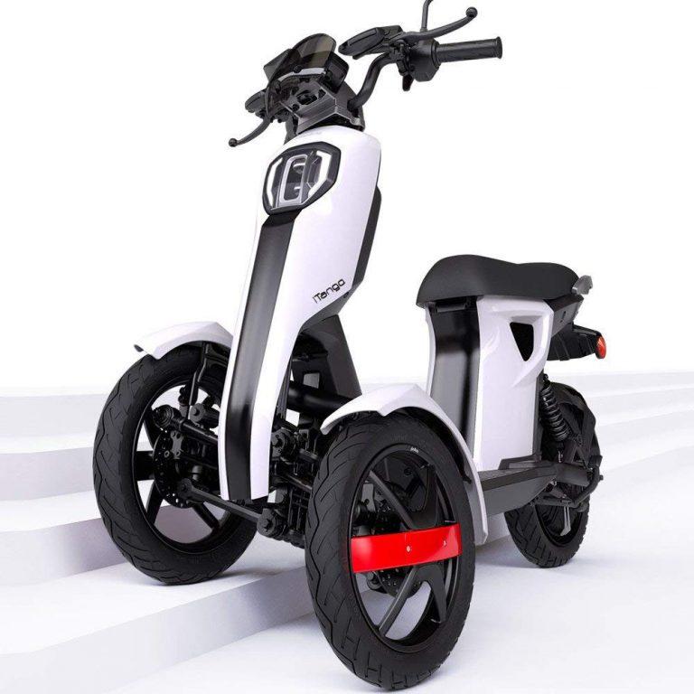 moto tres ruedas electrica