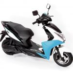 moto eléctrica 125