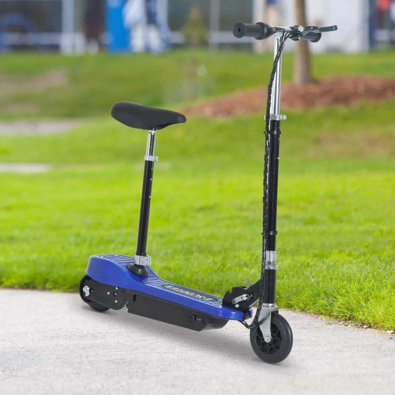 patinete infantil azul