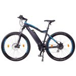 bicicleta eléctrica autorecargable