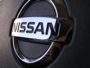 a nissan car