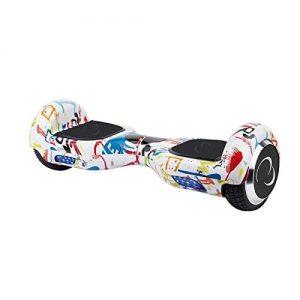 Hoverboard de colores