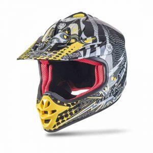 casco quad para niños