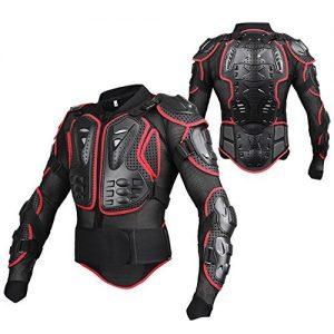 chaqueta de proteccion quad para niños