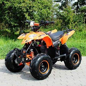 quad sport 1000w naranja