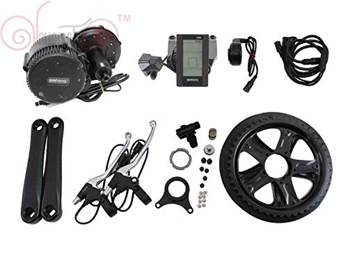 kit conversion bicicleta electrica 500W