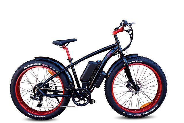 kit electrico bicicleta montaña