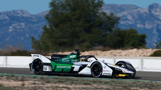 【 Virgin Racing y el Audi e-tron 】