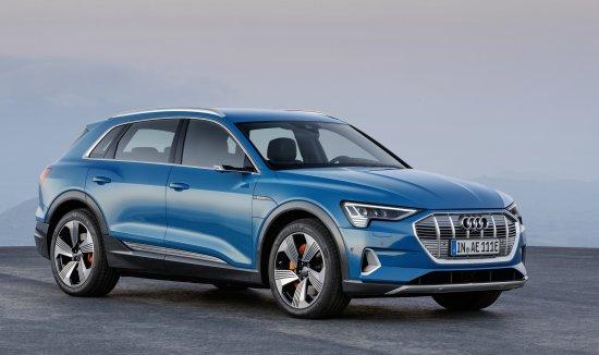 【El Audi e-tron ya ha sido pedido muchas veces】