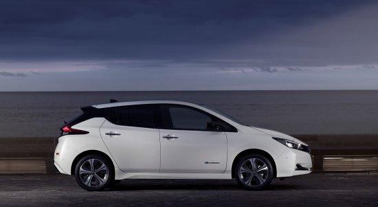 【El comprador Nissan Leaf recibe 1.000 euros de crédito a cargo 】
