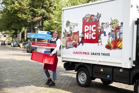 【Picnic va a recoger las devoluciones de las tiendas online】