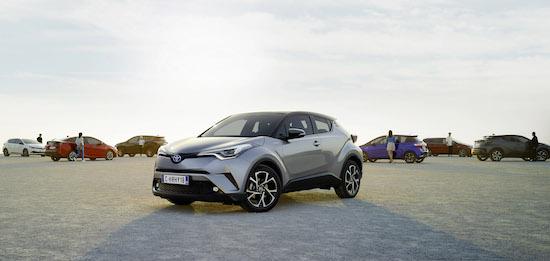 【Toyota ya ha vendido 2 millones de coches híbridos en Europa 】