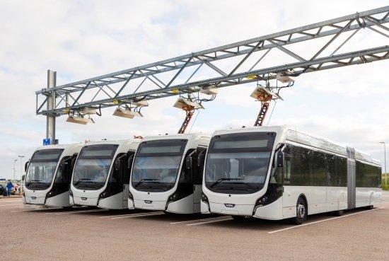 【Mejores paquetes de baterías y velocidades de carga más altas para autobuses VDL 】