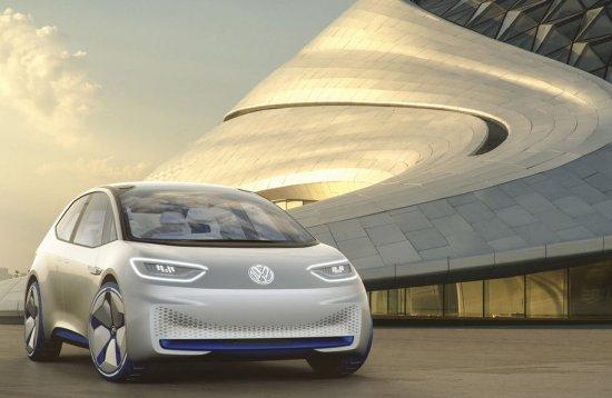 【 Elección de tres paquetes de baterías con ID de VW – autonomía siempre grande 】