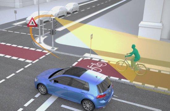 【Volkswagen y Siemens laten reconocen las luces de freno del coche 】